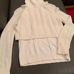 NWOT crewneck  neck sweater